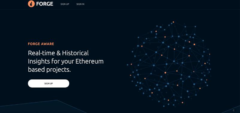 Forge Platformイメージ