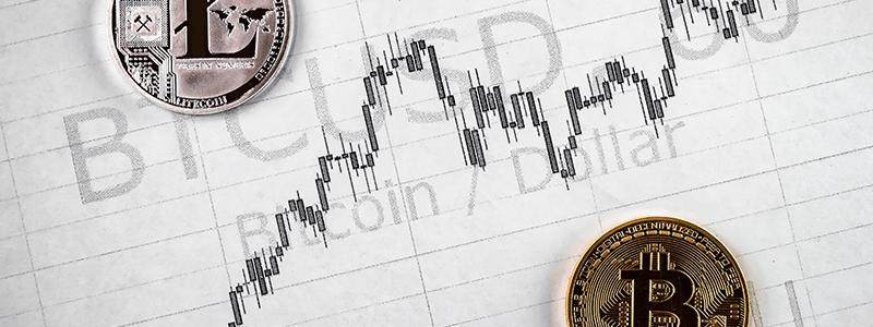 仮想通貨市場はリスクオン?底堅い値動きから今月中旬を予測!