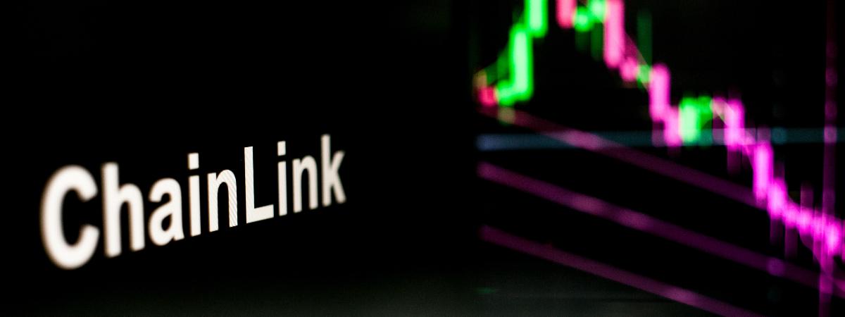 仮想通貨Linkが一瞬で99%下落、一時的にほぼ価値ゼロに