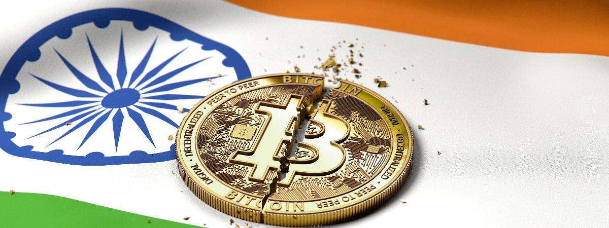 インドで仮想通貨の全面規制が実施されれば、経済損失は約129億ドル