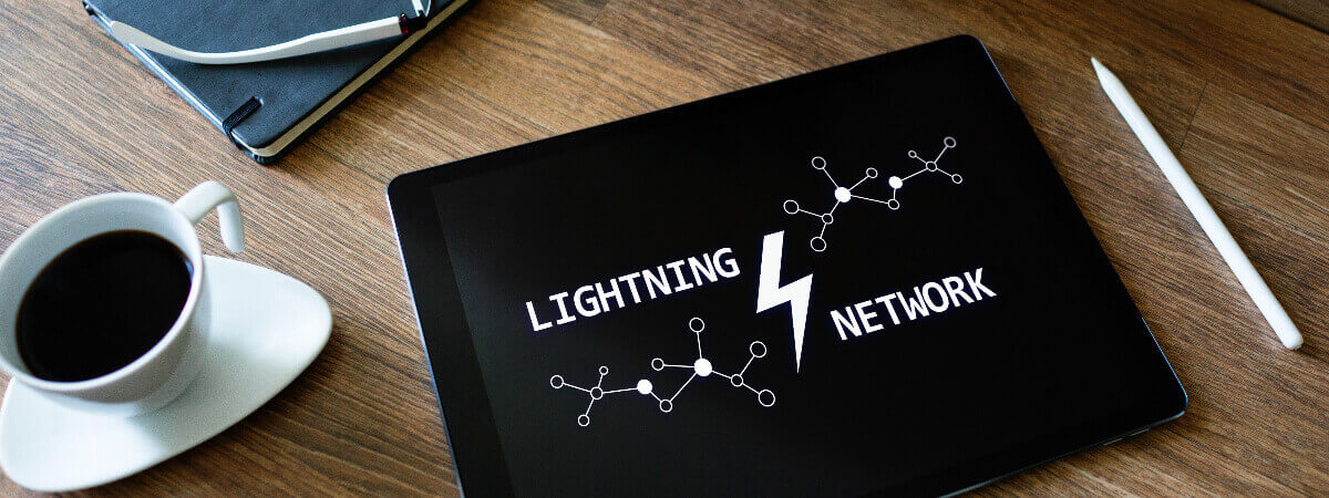 ライトニングネットワークのトランザクションボリュームが伸び悩み、WBTCはLNの残高を上回る